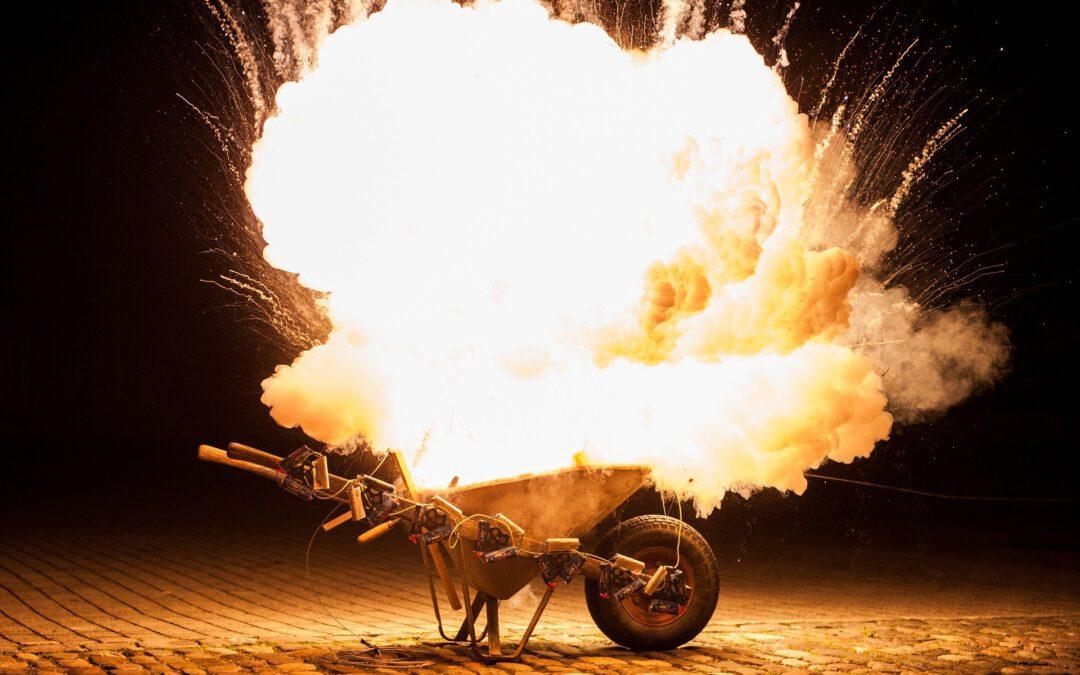 Pas op voor de risico's van illegaal vuurwerk!
