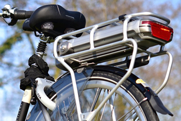 Diefstal e-bikes: een risico om rekening mee te houden